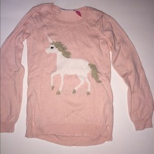 5T Sparkle Unicorn Top